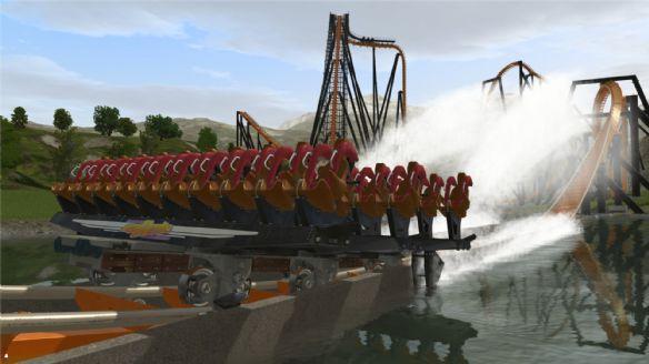 《无极限2:过山车模拟》