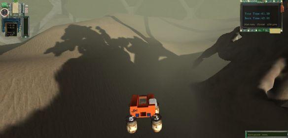 《坠毁着陆器》