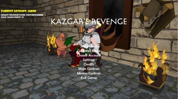 《卡滋格的复仇》