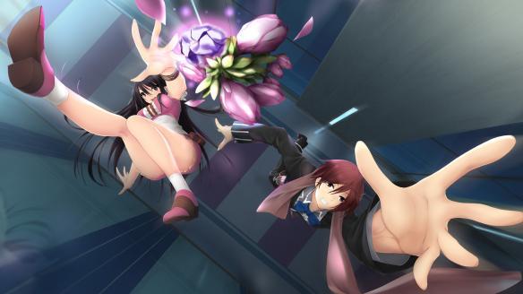 《飞舞的樱花:明蒂的弧翼》