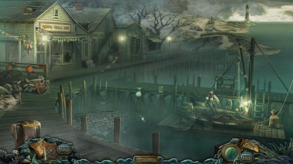 《恐怖的小镇2:朝圣者的陷阱》