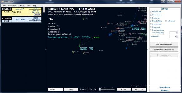 《全球机场塔台模拟》