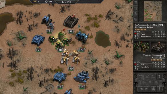 《战锤40k:末日之战》