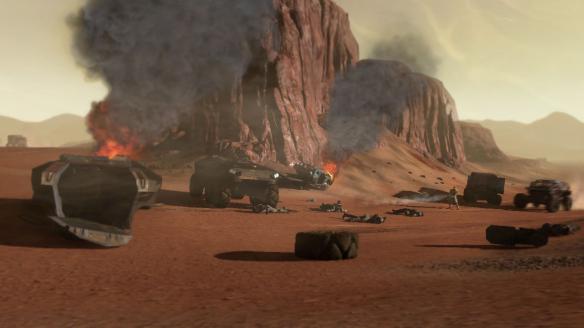 《红色派系之游击战队》