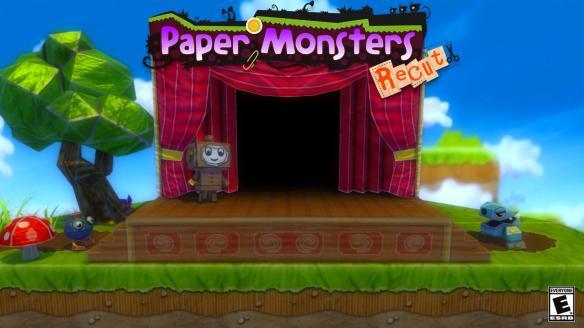 《纸片怪兽重制版》