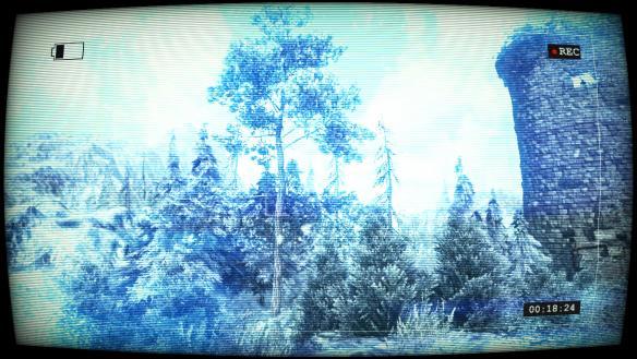 《进入蓝色山谷》