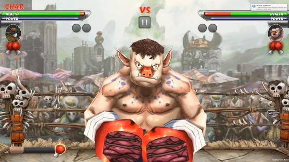 《野兽拳击》