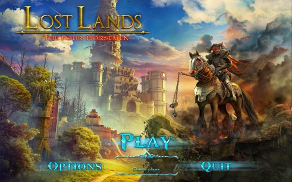 《失落领地2:四骑士》