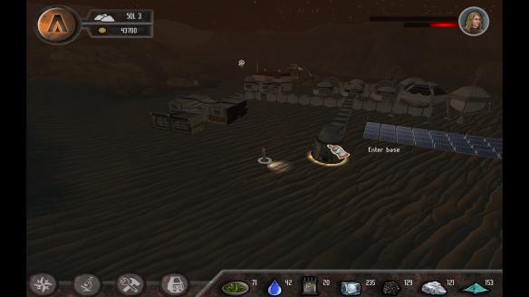 《火星模拟》