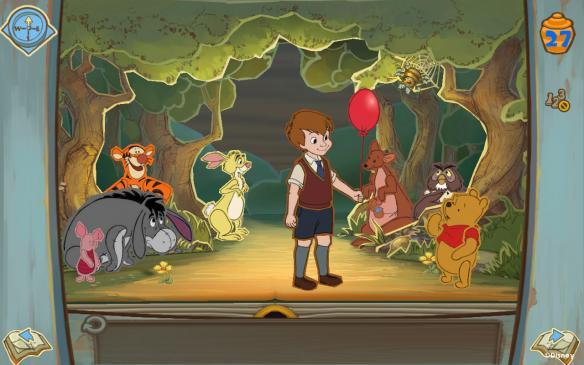 《迪士尼小熊维尼》