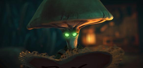 《蘑菇人:松露威胁》