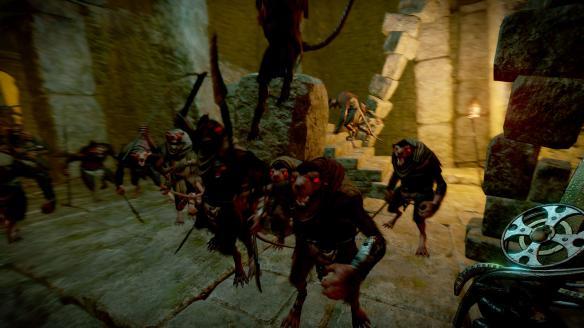 《战锤:末世-鼠疫》