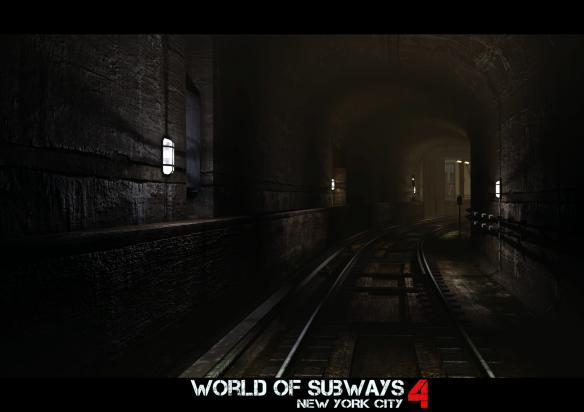 《世界地铁第四辑:纽约线7》