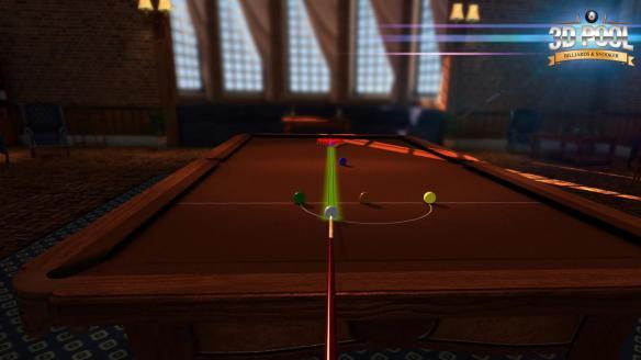 《3D桌球:台球与斯诺克》