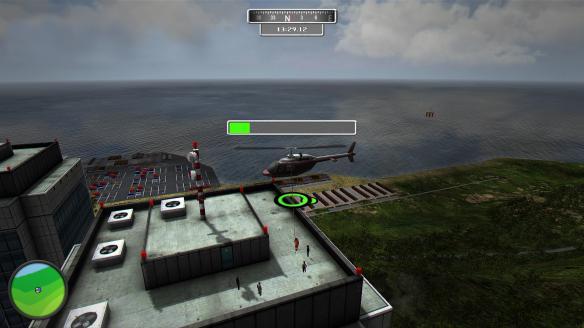 《直升机模拟2015:天灾》