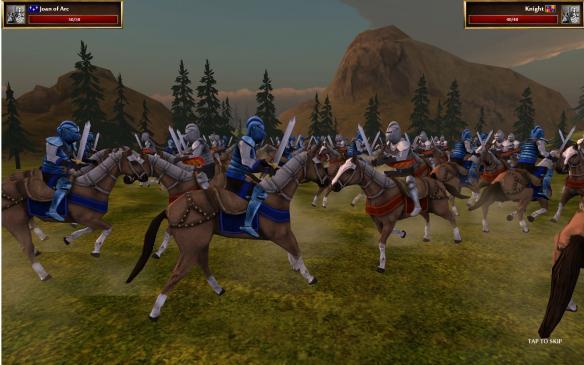 《大刀:骑士时代》