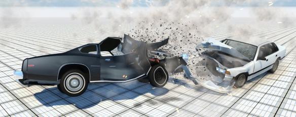 《拟真车祸模拟》