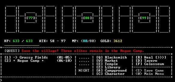 《圣域RPG:黑盒版》
