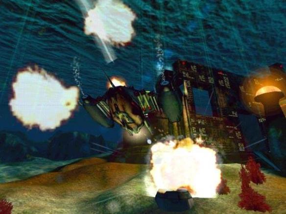 《深海惊魂1+2》