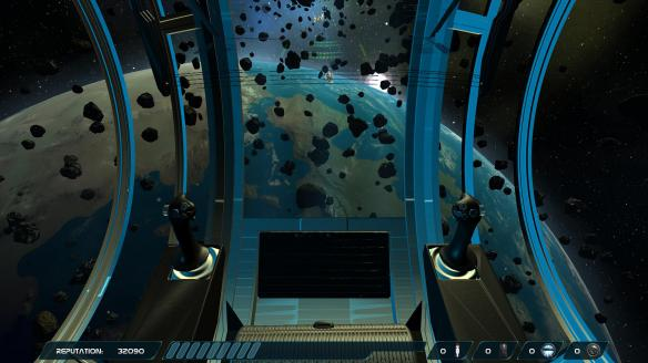 《重力核心:艰苦的太空之旅》