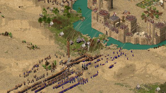 《要塞:十字军东征增强版HD版》