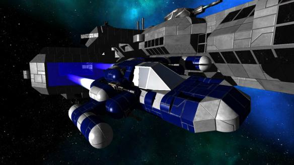 《帝国霸业-银河生存》