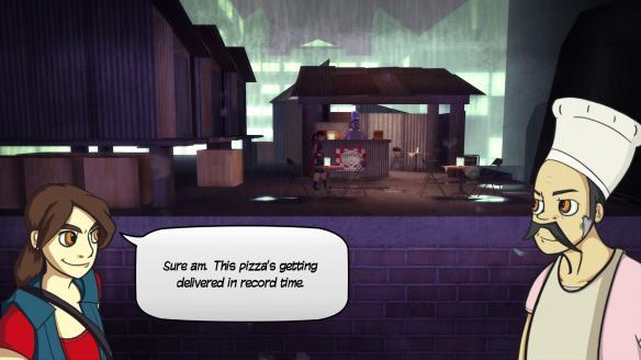 《忍者披萨女孩》