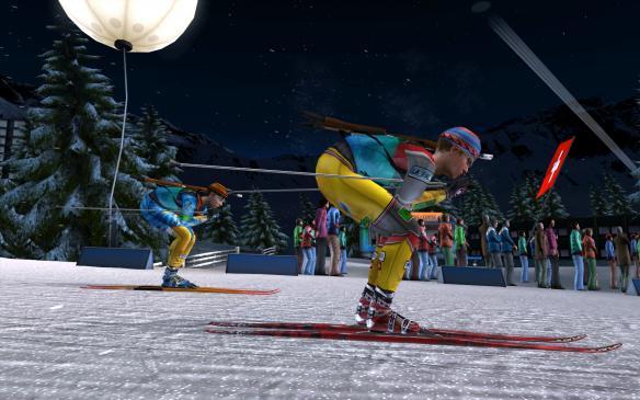 《冬季体育运动三部曲超级合集》
