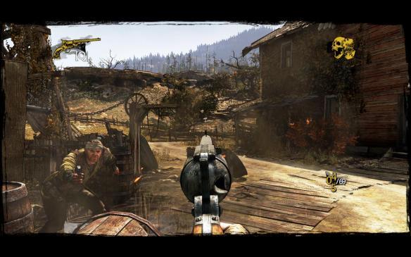 《狂野西部:枪手》