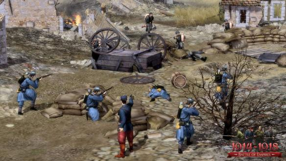 《帝国之战:1914-1918》