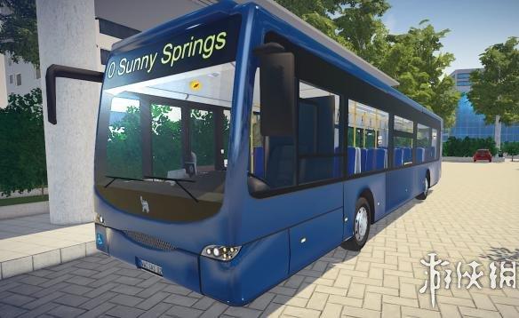 《巴士模拟16》
