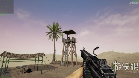 《沙漠惊雷:突袭部队》