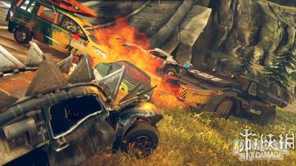 《死亡赛车:终极破坏》