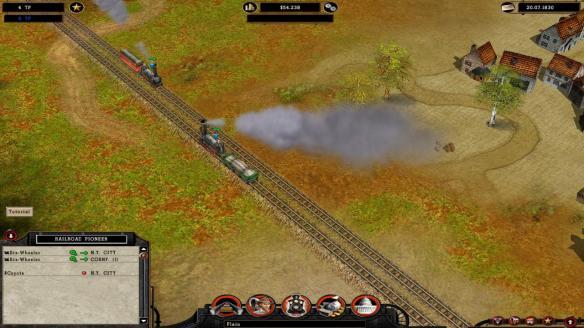 《铁路先锋》