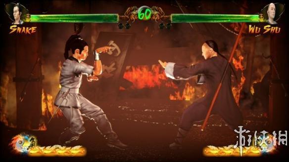 《少林vs武当》