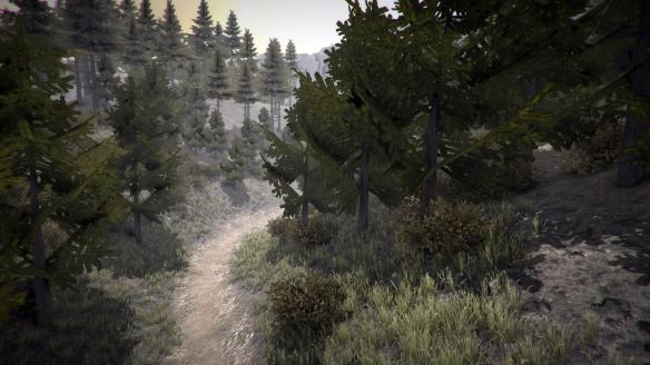 《山地车下坡模拟》