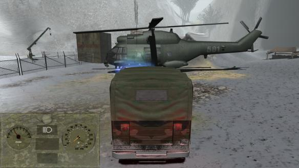 《战斗卡车模拟》