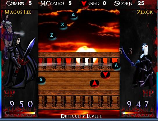 《暗之领主纪元:狂想曲的冲突》
