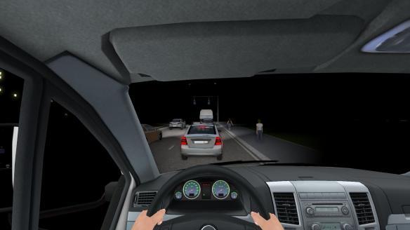 《城市驾驶模拟》