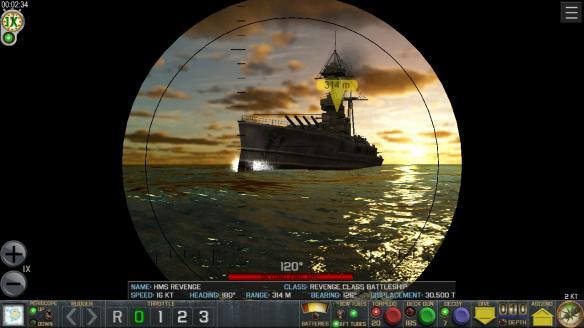 《战术潜艇》