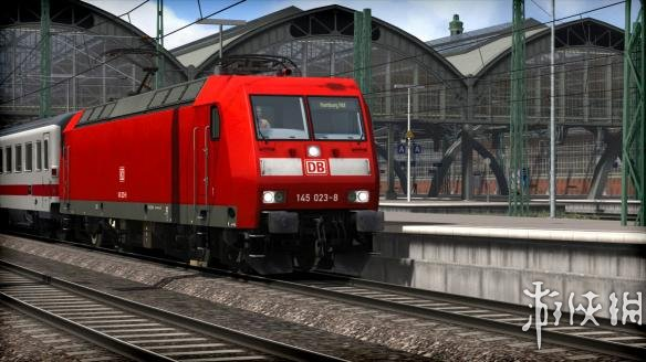 《模拟火车2017》
