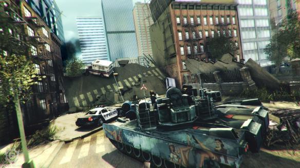 《枪炮:坦克进攻》