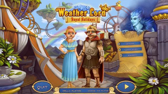 《天气领主7:皇家假期》