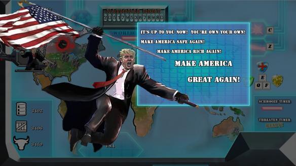 《川普政策:美国复兴》