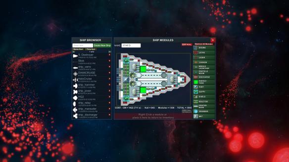 《粒子舰队:崛起》
