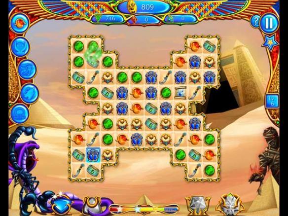 《埃及传说:诸神宝石》