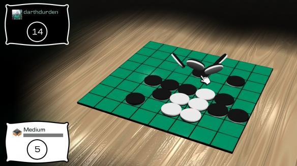 《黑白棋》