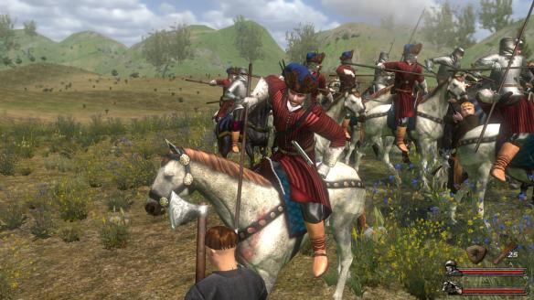 《骑马与砍杀1.143:火与剑》