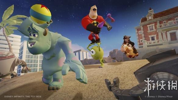《迪士尼无限1.0》