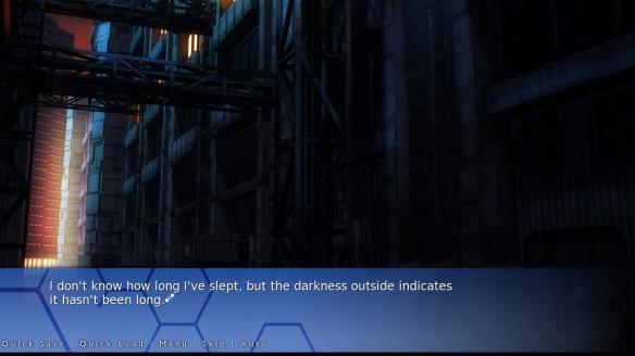 《猎户座:科幻虚拟小说》